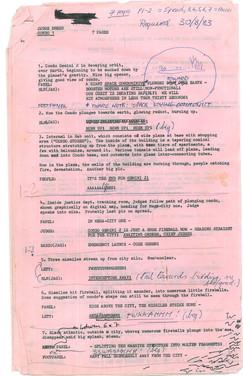 Judge Dredd Condo Script