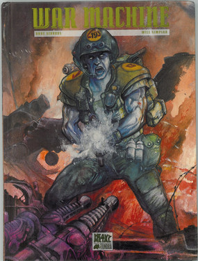 Rogue Trooper: War Machnie