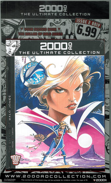 2000ad The Ultimate Collection: The Ballad of Halo Jones (Trial)