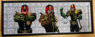 Judge Dredd Can You Handle It Bar Runner