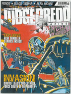 Judge Dredd Megazine Vol 5 Number 246