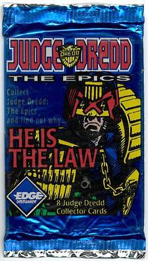 edge judge dredd the epics cards pack.jp