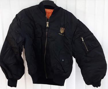 Judge Dredd 1995 Film Bomber Jacket Visual FX