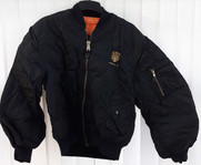 Judge Dredd 1995 Film Bomber Jacket Visual FX