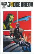 Judge Dredd Classics 4 Cover A