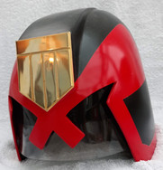 Termight Replicas: Judge Helmet