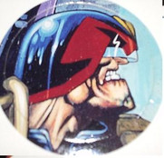 Judge Dredd Comic Spug 27