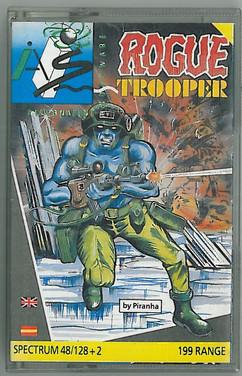 Spectrum: Rogue Trooper