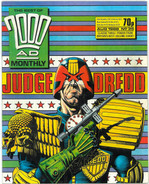 Best of 2000ad Monthly 35