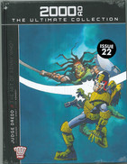 2000ad The Ultimate Collection: Judge Dredd- The Art of Kenny Who