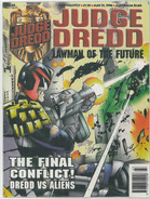 Judge Dredd Lawman of the Future 23