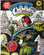 Best of 2000ad Monthly 25