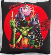DR & Quinch Cushion