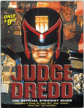 Aklaim Judge Dredd Strategy Guide
