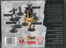 Mongoose: Boxset The Dark Judges