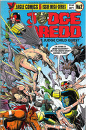 Judge Dredd in the Judge Child Quest 2