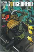 Judge Dredd 6 Cover RI