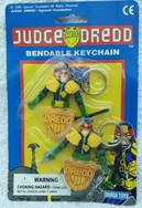 Judge Dredd Keychain Set