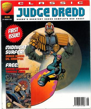 Classic Judge Dredd 1