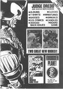 Forbidden Planet 2000ad Catalogue 6