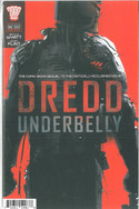 Judge Dredd: Underbelly