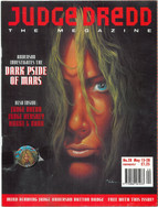 Judge Dredd Megazine Vol 2 Number 28