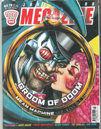Judge Dredd Megazine Vol 5 Number 219