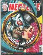 Judge Dredd Megazine Vol 5 Number 219