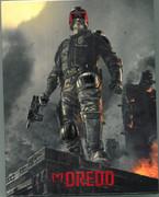 Dredd 2012 Film Areana Steelbook Ltd 500