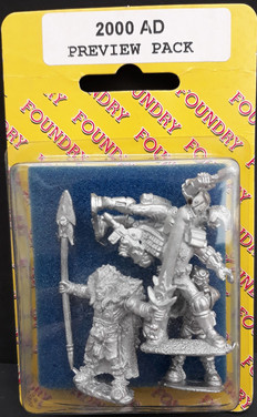 Wargames Foundry: Preview Pack