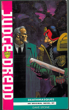 Virgin : Judge Dredd Deathmasques