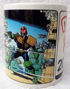 2000ad Prog 236 Cover Mug
