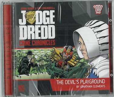 Judge Dredd: Crime Chronicles - The Devil's Playground