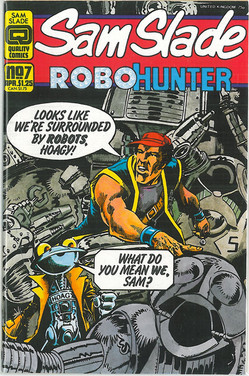 Robo-Hunter 7