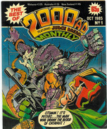 Best of 2000ad Monthly 1