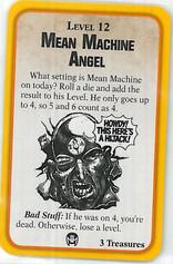 Munchkin: Judge Dredd Mean Machine Angel