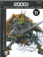 2000ad The Ultimate Collection: Nemesis the warlock Volume 4