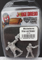 Mongoose-Warlord Blister: Blitzer and Mobster