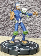 Heroclix: Judge Death Unique
