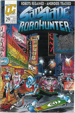 Robo-Hunter 29