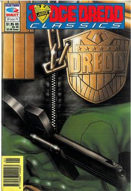 Judge Dredd Classics 74