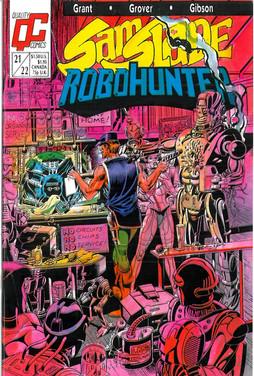 Robo-Hunter 21-22