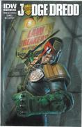 Judge Dredd 2 Cover B