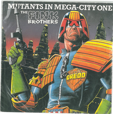 The Fink Brothers: Mutants In Mega-City One