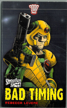 Black Flame : Strontium Dog Bad Timing