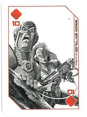 Playing Cards Megazine: Ten of Diamonds