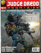 Judge Dredd Megazine Vol 3 Number 35