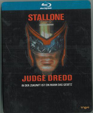 Judge Dredd 1995 Steelbook German