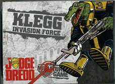 Mongoose: Boxset Klegg Invasion Force