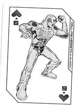 Playing Cards Megazine: Six of Spades